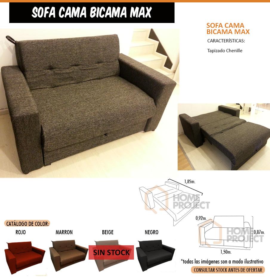 El aviso ha expirado 2142290503 precio d argentina for Sillon cama 2 plazas y media